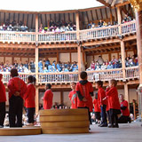 Charles Dickens School, Shakespeare's Globe: Our Theatre 2007 © Andy Bradshaw